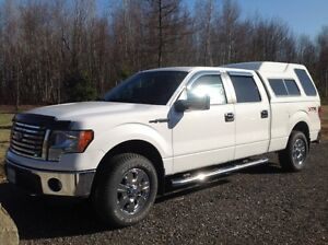 2011 Ford F-150, XTR,  4X4 5 litres