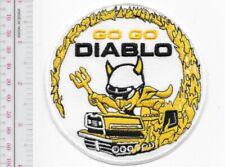 Canada Quebec Snowmobile Bolens Diablo Rouge Hus-Ski  Promo Patch Pte Claire