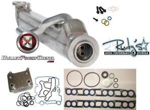 Bullet Proof Diesel EGR Performance Oil Cooler Intake Gaskets 04-07 6.0L Ford