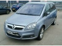 VAUXHALL ZAFIRA *BREAKING/SPARES*