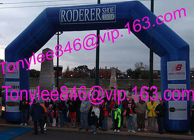 larger Inflatable Arches/tent with UL blower,on big sports event advertising - Big Halloween Inflatables