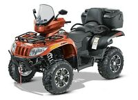 2014 Arctic Cat TRV 550 LIMITED EPS