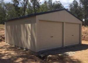 SHEDZONE   Double Garage Kenmore Brisbane North West Preview