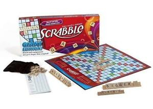 SCRABBLE GIANT EDITION AT TEDDY  N ME
