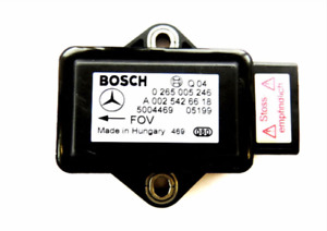 Mercedes-Benz SL 03-05 OEM YAW RATE SPEED SENSOR 0025426618