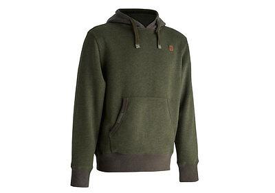 Trakker Earth Hoody Green Duo Tone Fishing Clothing NEW *All Sizes*
