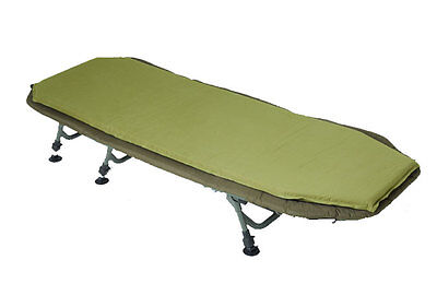 Trakker NEW Inflatable Bed Insulator Underlay To Fit All Size Bedchairs - 217905
