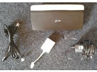 BT Home Hub wireless router / modem & cables / filter - selling other items