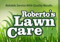 Roberto's Lawn Care