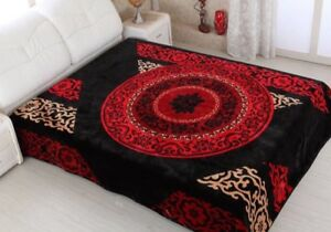 King and queen size blanket