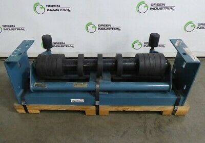 Used Stephens-adamson 43524650120 Conveyor Idler Assembly For 24 Belt