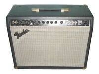 Fender Stage 112SE 160 watt Guitar Amp-Very good condition, with original footswitch and user manual