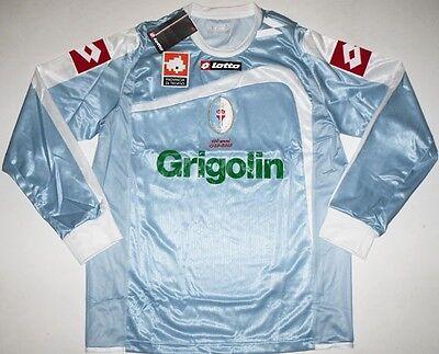 TREVISO 2008-09 centenary football shirt Lotto L/S Italy Italia maglia trikot XL image