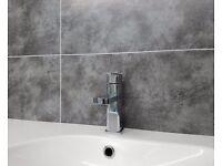 Tile Effect Wet Wall Panels in Glasgow