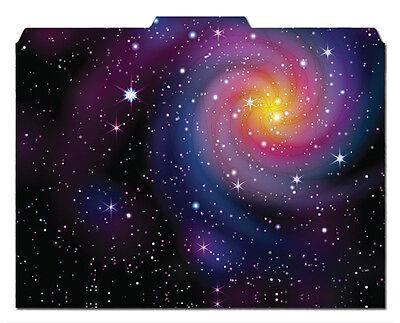 File-n Style Folders - Galaxy - Cool School Studios - Set Of 12
