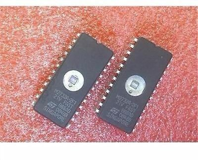 2PCS M2732A-2F1 M2732A EPROMs ST CDIP24