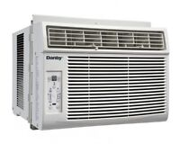 Looking for someone to install window air conditioner