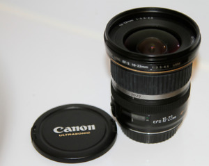 CANON ZOOM 70-200 /  10-22 / 17-85 / Speedlite / Camera 300D