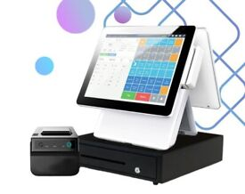 """EPOS – POS All in one 15 6 """" Touch Screen full set  Shop"""