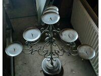 Vintage candlestick holder