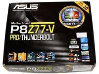 Asus P8Z77-V PRO/THUNDERBOLT + Intel Core i5 3570K