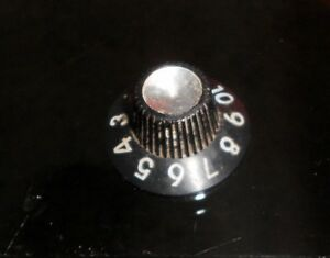 Fender  Deluxe Reverb  Black Face Amp knobs  wanted