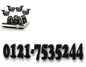 full hd cctv camera system hq tvl tvi