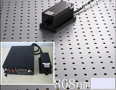 10w 808nm Ir Laser Dot Module Ttlanalog Tec Fa Lab Dpssl Power Supply