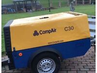 Compair c30 air compressor