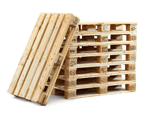 Free Pallets or Skids Pickup