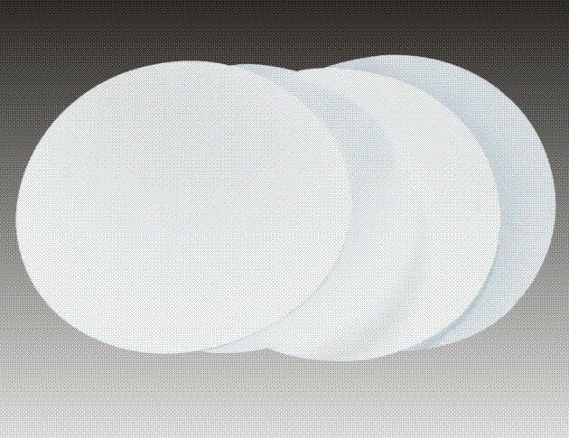 Omicron Hydrophobic PTFE Membrane Disc Non-Sterile, 47mm, 0.45um, 100/pk