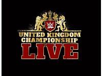 WWE Presents: UK Championship Live @ Epic Studios Norwich
