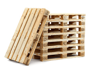 Pallets to give away