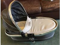 Icandy peach 3 lower carrycot/blossom in truffle