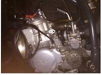 ktm exc 250 evo 1996 restored project cheap motocross bike 125cc 250cc pitbike quad cr yz rm kx