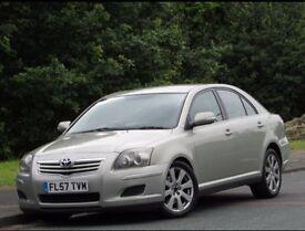 +++Toyota Avensis 2.0 D-4D T3-S 5dr ++NEW SHAPE++RELIABLE DIESEL+++