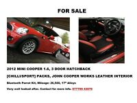 Mini Cooper 1.6 London edition
