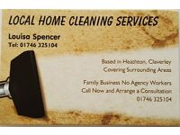 Domestic Cleaner / Home Cleaning Services in Claverley, Bobbington & Surrounding Areas