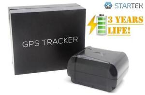GPS TRACKER WITH 3 YEARS BATTERY LIFE !!