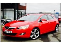 MARCH 2011 VAUXHALL ASTRA SRI 2.0 CDTI 157 6 SPEED ONLY 52,000 MILES FULL SERVICE HISTORY ONE OWNER