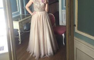 Prom Dress/Wedding Dress/Formal Dress/Evening Gown/Bridesmaid