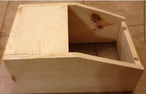 Rabbit nest box