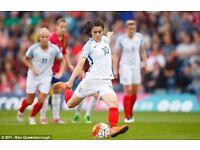 CALLING ALL BEGINNER FEMALE FOOTBALLERS!!