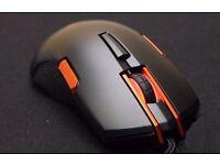 Cougar 250M Gaming Mouse 4000 dpi 3 Profiles 18.6 Million Colour LED Gaming
