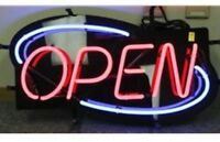 New in box neon open sign