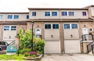 3 Bedroom 3 Bath Condo Townhome in Ajax