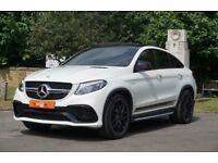 2015 Mercedes-Benz GLE Class 5,5 AMG GLE 63 S Premium 4dr automatic