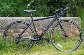 Carerra women's road bike
