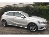 Mercedes Benz - a class - 60k Miles - 14 plate - no tax cheap to run & insure