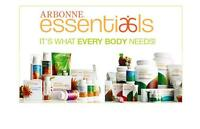 START LIVING A HEALTHY LIFESTYLE WITH ARBONNE ESSENTIALS